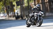 2020 Triumph Street Triple S Action Right Front Qu