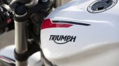 2020 Triumph Street Triple S Details Fuel Tank