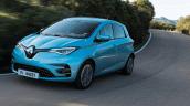 Renault Zoe Modelljahr 2020 002 Min