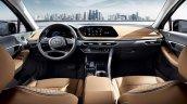 2019 Hyundai Sonata Cabin Dashboard 1
