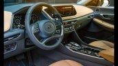 2019 Hyundai Sonata Cabin Dashboard 2