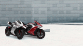 Damon Hypersport Electric Superbike White And Red