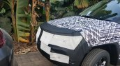 2020 Jeep Compass Facelift Front Fascia Spy Shot