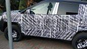 2020 Jeep Compass Facelift Left Side Spy Shot