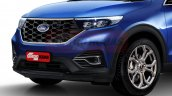 Front Ford Ecosport 2021 2022 G3 2 1