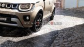 2020 Maruti Ignis Facelift Exterior Leaked Image