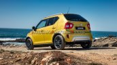 2020 Maruti Ignis Facelift Rear Three Quarters Sta