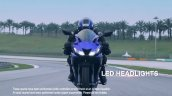 Bs Vi Yamaha Yzf R15 Promotional Video Headlight