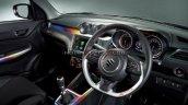 Japanese Suzuki Swift Sport Katana Edition Dashboa