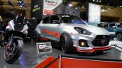 Japanese Suzuki Swift Sport Katana Edition Front Q