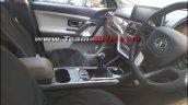 Tata Gravitas 6 Seater Spied Interiors 2