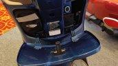 Bajaj Chetak Premium Blue Front Glove Box