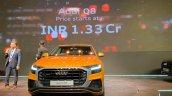 2020 Audi Q8 Exteriors Front Grille 1
