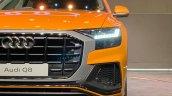 2020 Audi Q8 Exteriors Front Grille Lights