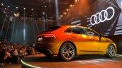 2020 Audi Q8 Exteriors Rear Quarters 2