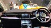 2020 Audi Q8 Interior And Cabin Dashboard