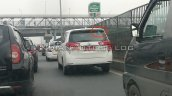 Bs Vi Toyota Innova Crysta Cng Spy Shot India