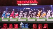 Honda Activa 6g Colours