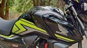 Honda Sp 125 First Ride Review Detail Shots Tank S