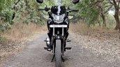 Honda Sp 125 First Ride Review Still Shots Front C