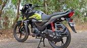 Honda Sp 125 First Ride Review Still Shots Left Re