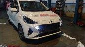 Hyundai Aura Exterior Static Front Quarters 2