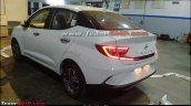 Hyundai Aura Exterior Static Rear Quarters 1 7864