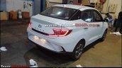 Hyundai Aura Exterior Static Rear Quarters 2