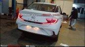 Hyundai Aura Exterior Static Rear Quarters 3