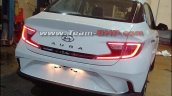 Hyundai Aura Exterior Static Rear Quarters 4 3bb6