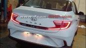 Hyundai Aura Exterior Static Rear Quarters 4