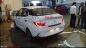 Hyundai Aura Exterior Static Rear Quarters 5 0531