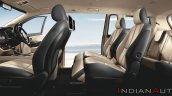 Indian Spec Kia Carnival Interior Cabin Seats