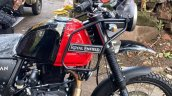 Bs Vi Royal Enfield Himalayan Fuel Tank Right Side