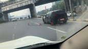 Kia Sonet Kia Qyi Rear Three Quarters Spy Photo Wa