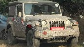 2020 Mahindra Thar Spied Images 1