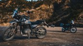 Bs Vi Royal Enfield Himalayan Gravel Grey Outdoor
