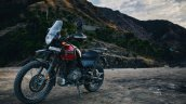 Bs Vi Royal Enfield Himalayan Rock Red Outdoor 1