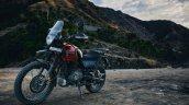 Bs Vi Royal Enfield Himalayan Rock Red Outdoor 1