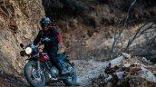Bs Vi Royal Enfield Himalayan Rock Red Outdoor 2