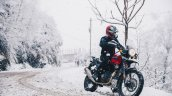 Bs Vi Royal Enfield Himalayan Rock Red Outdoor 4
