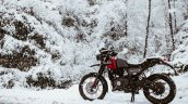 Bs Vi Royal Enfield Himalayan Rock Red Outdoor 5