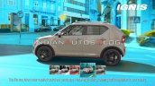 2020 Maruti Ignis Spied Tvc Pictures 1