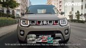 2020 Maruti Ignis Spied Tvc Pictures 2