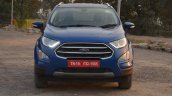 Ford Ecosport Petrol At Review Front