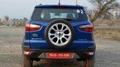 Ford Ecosport Petrol At Review Rear