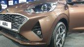 2020 Hyundai Aura Exterior Static Front Quarters 1