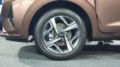 2020 Hyundai Aura Exterior Static Front Quarters 3