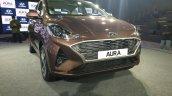 2020 Hyundai Aura Exterior Static Front Quarters 6