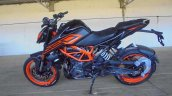 Bs Vi Ktm 250 Duke Black Grey Orange Colour